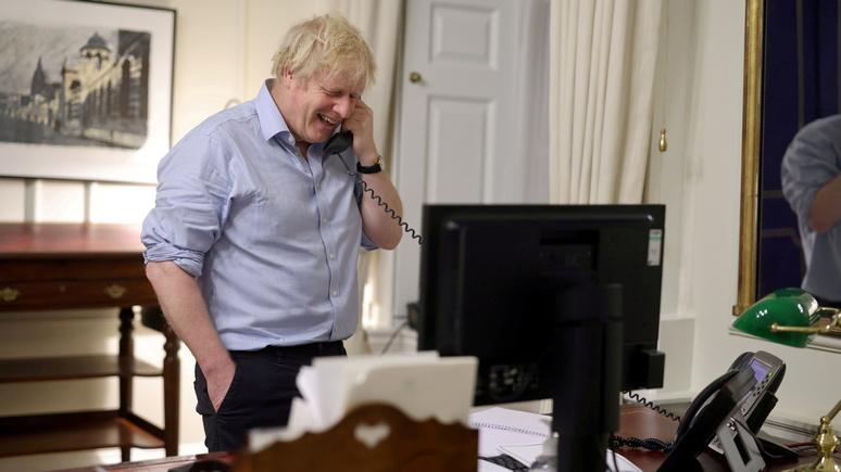 Guardian: в Лондоне вздохнули с облегчением — Байден всё же позвонил Джонсону