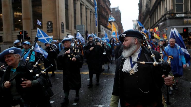 Times: британцы полагают, что Шотландия обретёт независимость в ближайшее десятилетие