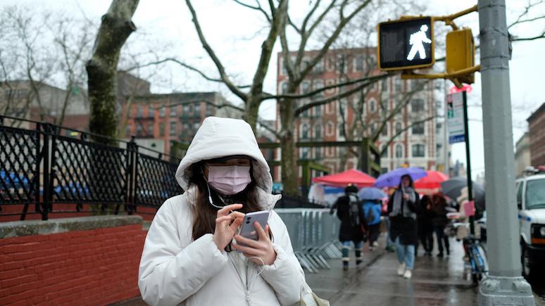 NYT: военная разведка США покупает базы данных для слежки за людьми без ордера суда