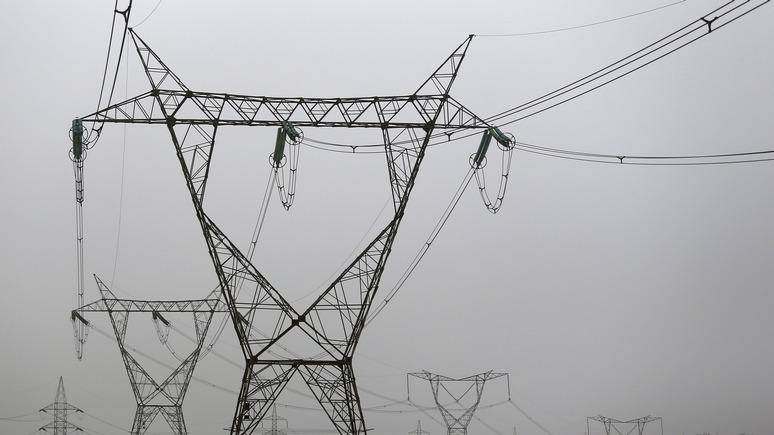 СТРАНА: Украина собирается отрезать свою  энергосистему от России и Белоруссии