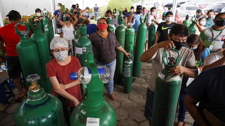 Sky News: «средневековая чума» — в Бразилии опасаются ухудшения и без того тяжёлого положения из-за коронавируса