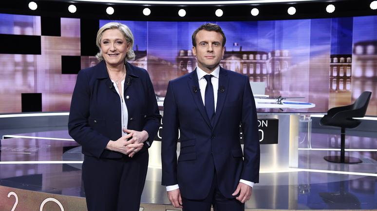 L'Express: за Марин Ле Пен собирается проголосовать рекордное число французов
