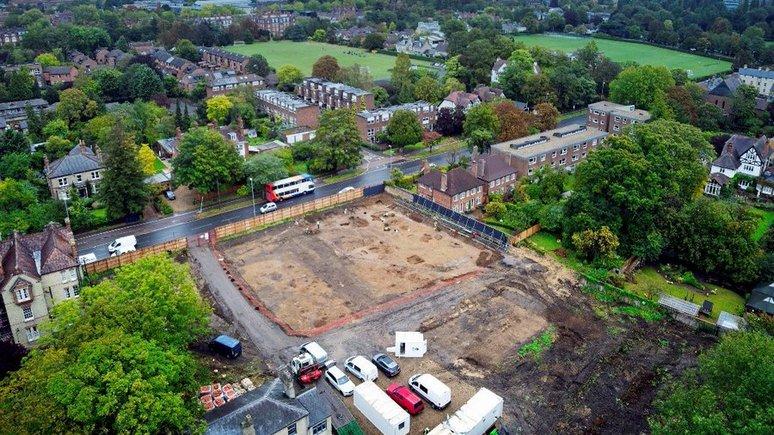 Guardian: находка века — под Кембриджем обнаружили кладбище постримского периода