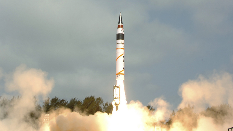Washington Times: американский адмирал предупредил об угрозе ядерной войны с Китаем и Россией