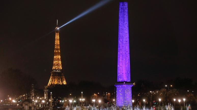 Independent: то, что Гюстав прописал — Эйфелеву башню перекрасят к Олимпийским играм 2024 года