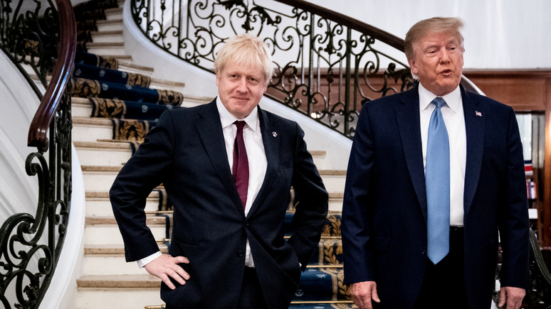 Guardian: брексит и «заискивание» перед Трампом — экс-посол объяснил, почему Лондону будет непросто поладить с Байденом