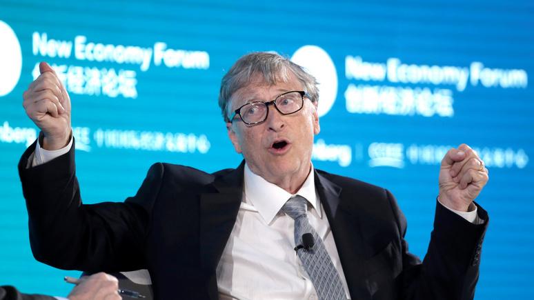 Daily Express: Билл Гейтс предрёк человечеству угрозы пострашнее пандемии