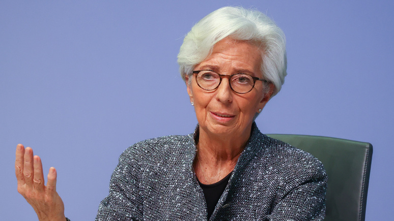 Le JDD: глава ЕЦБ отказалась списывать долги европейских стран ради восстановления экономики