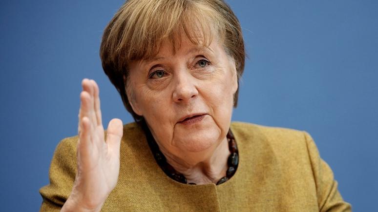 Корреспондент FAS: Меркель достаточно сказать одну фразу, чтобы обуздать Россию и сплотить Европу