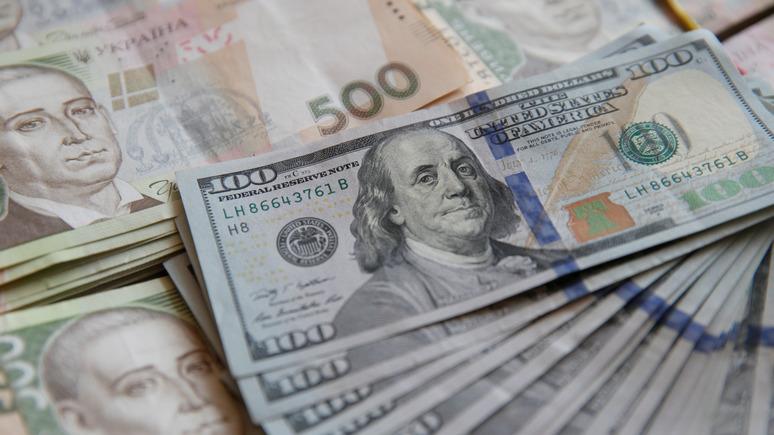 Вести: под давлением Запада Украина отказывается защищать свою экономику