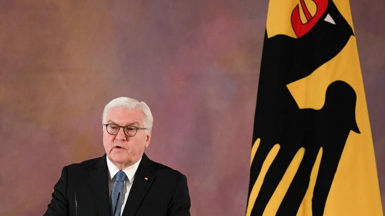 FAZ: критику украинского посла из-за «Северного потока — 2» в ведомстве Штайнмайера встретили «с полным непониманием»