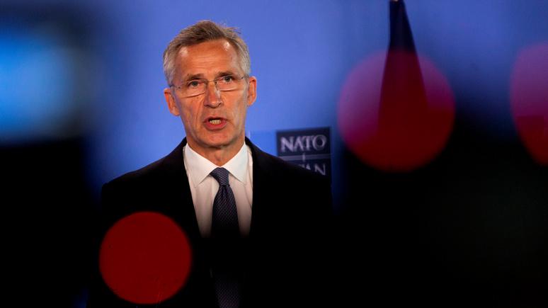 U.S. News & World Report: усиление НАТО в Чёрном море Столтенберг объяснил активностью России