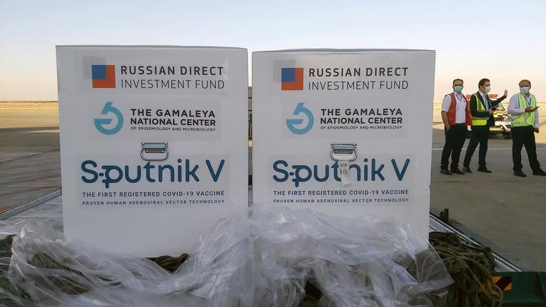 DELFI: глава МИД Литвы приравнял покупку вакцины в России к финансированию агрессии на Украине