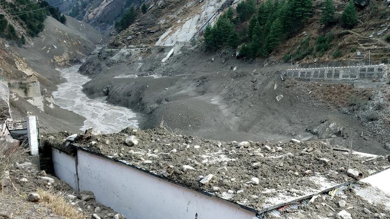 Das Erste: ледники в Гималаях сходят всё чаще — и не только из-за глобального потепления