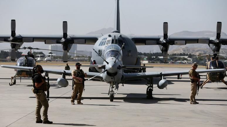 Focus: Байден поставил бундесвер перед опасной афганской дилеммой