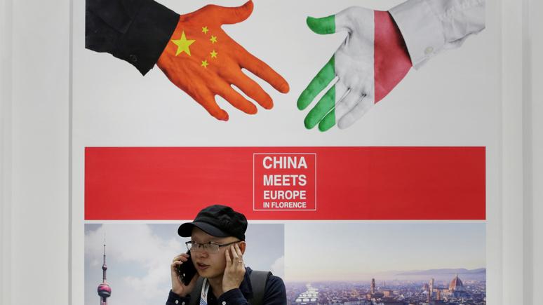 CNBC: Китай впервые стал главным торговым партнёром Европы, обогнав США