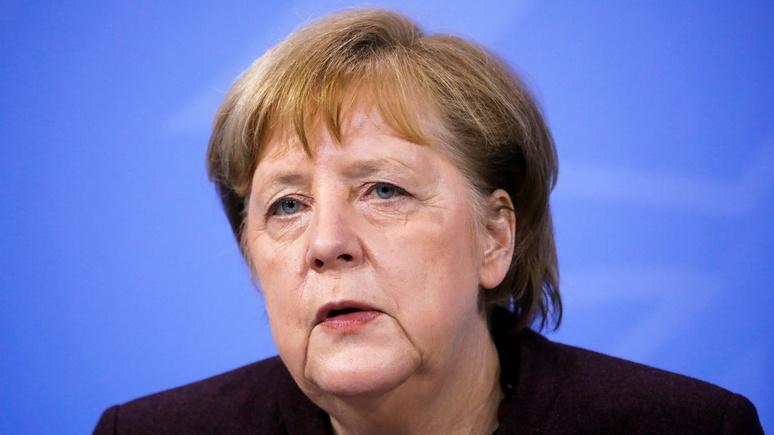 Focus: инфекционист диагностировал Меркель «кубинский синдром»