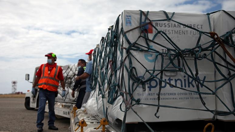 N-TV: из-за проблем с поставками в ЕС — вслед за Венгрией «Спутником V» заинтересовалась и Хорватия