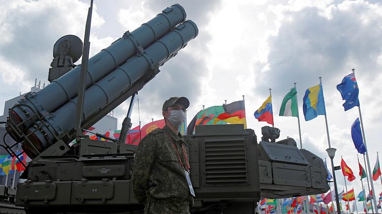 ERR: внешняя разведка Эстонии предупреждает о готовности России противостоять НАТО