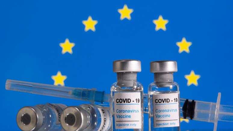 Daily Mail: очередной удар для ЕС — Европа не получила треть запланированных вакцин Pfizer