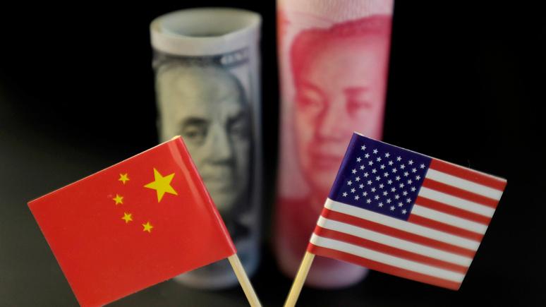 CNBC: «развод» китайской и американской экономик обойдётся США в сотни миллиардов