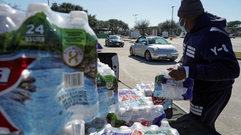 Guardian: заморозки оставили несколько миллионов жителей Техаса без электричества и воды