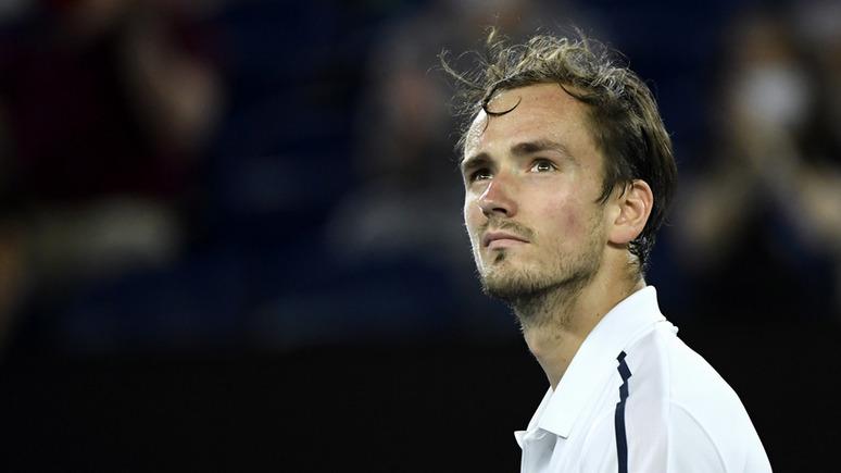 Independent: Даниил Медведев вышел в финал Australian Open
