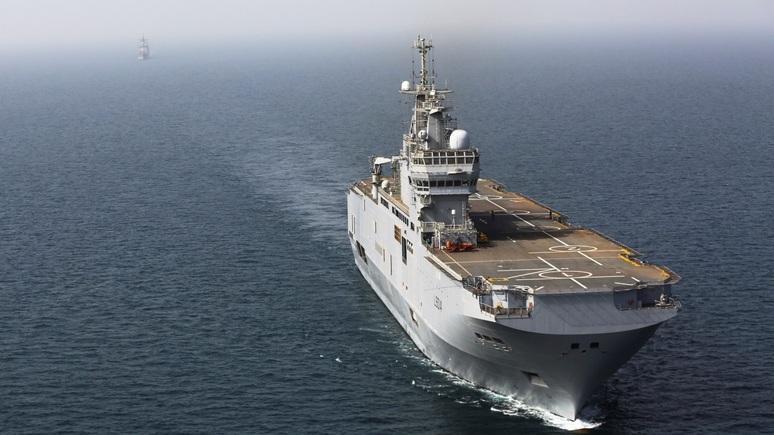 SCMP: под давлением США Франция укрепляет своё присутствие в Южно-Китайском море