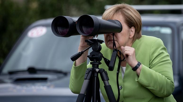 Эксперт: немецкие политики не замечают, что между Германией и Россией есть ещё и Польша