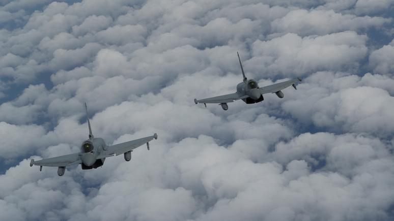 Daily Express: «манёвры у края космоса» — британские ВВС отработают атаку на российские и китайские спутники