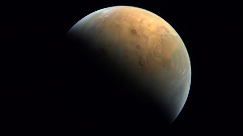 Independent: учёные доказали, что земные микроорганизмы способны выжить на Марсе