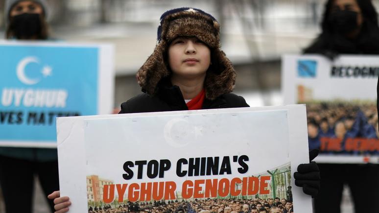 CNN: канадский парламент признал геноцидом действия Пекина в отношении уйгуров