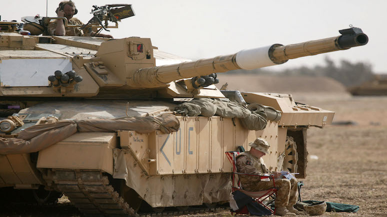 DM: ради модернизации танковых войск Великобритания пожертвует частью боевых машин