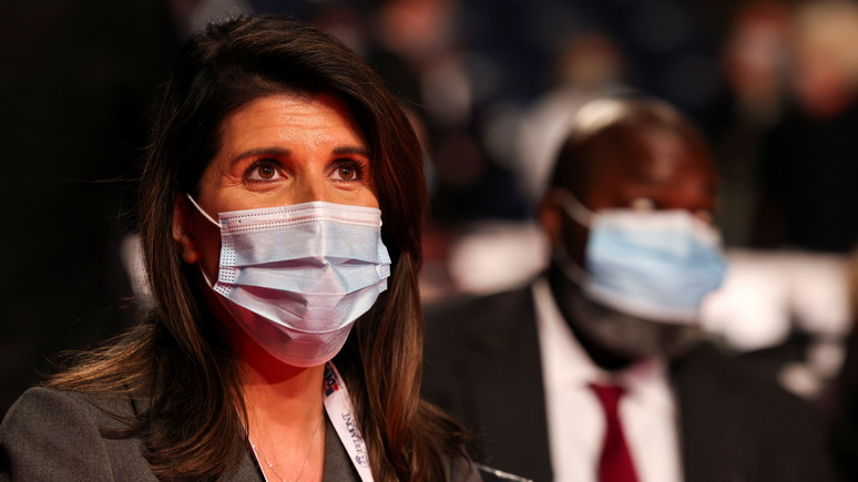 Fox News: «вновь сядут за один стол с тиранами» — Никки Хейли раскритиковала Байдена за возвращение в СПЧ ООН