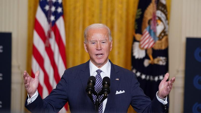 FAZ: многие американцы сомневаются во внешнеполитических способностях Байдена