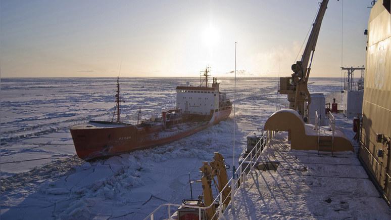 «Не дам!»: шведская журналистка охарактеризовала подход Москвы к Арктике фразой из российского мультика