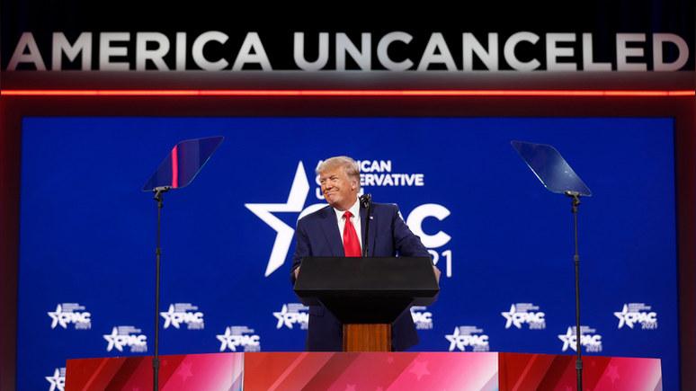 WSJ: «могу разгромить демократов и в третий раз» — Трамп намекнул на участие в выборах-2024