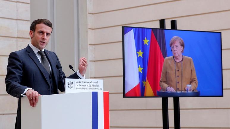 Le Monde: жителям ЕС непонятен «европейский суверенитет», но они не против его укрепления
