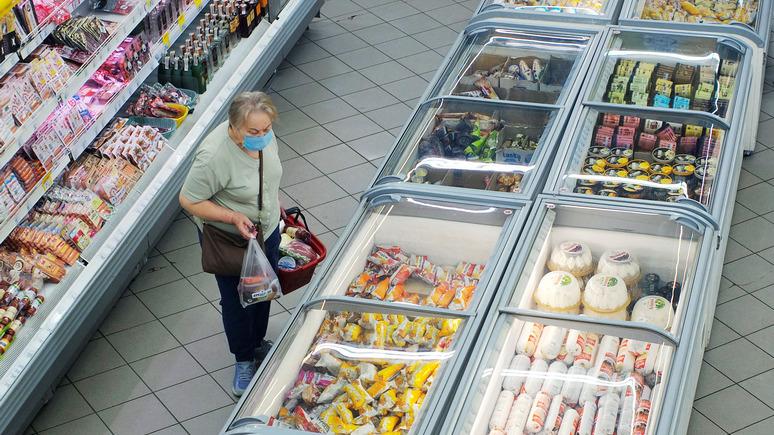 «Вести»: украинские эксперты прогнозируют дальнейший рост цен на продукты