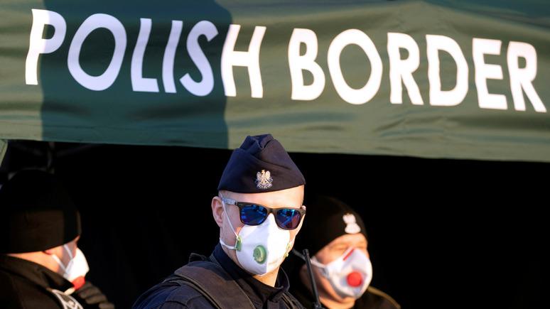 УП: сотрудники украинского посольства в Польше попались на попытке контрабанды