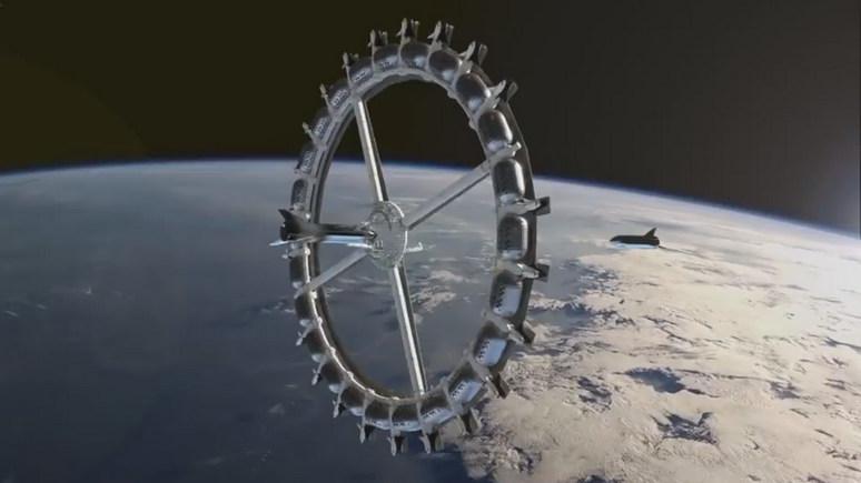 Daily Mail: в 2027 году на околоземной орбите планируют открыть первый отель