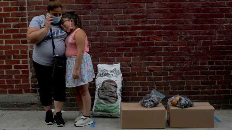 Insider: из-за пандемии 10% домашних хозяйств в США рискуют остаться без жилья