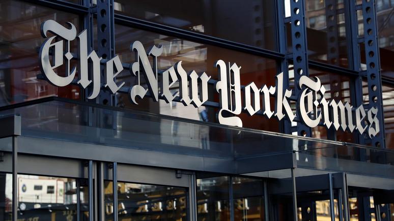 Fox News: уволенный за слово «негр» репортёр NYT рассказал, как издание превращается в КНДР