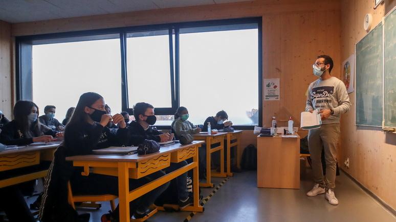 Le Monde: в школах Брюсселя процветает антисемитизм и теории заговора