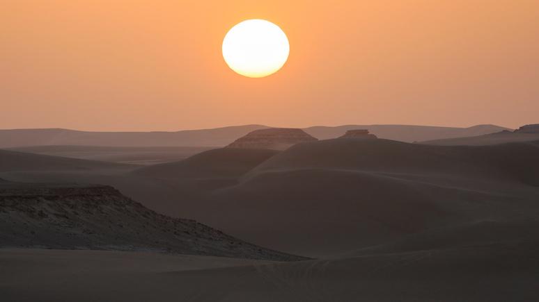 CNBC: эксперты предупредили о дефиците одного из важнейших ресурсов — песка
