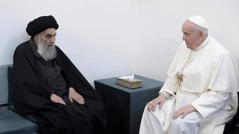 El Periódico: Папа Римский и аятолла аль-Систани призвали к межрелигиозному диалогу