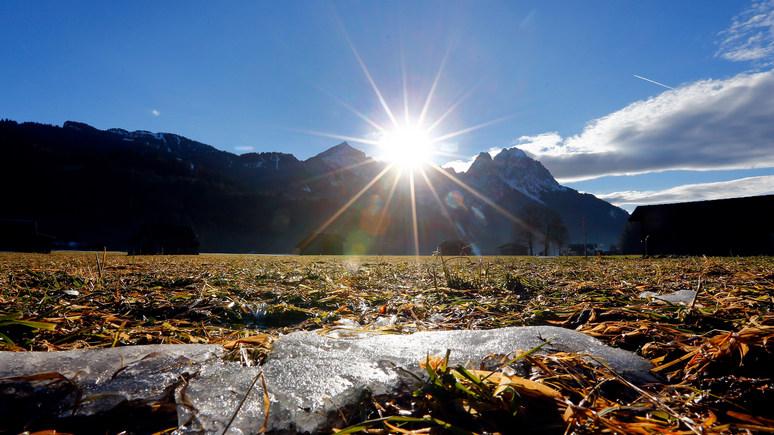 Phys.org: короткая зима и долгое лето — учёные предсказали радикальное изменение сезонов к 2100 году