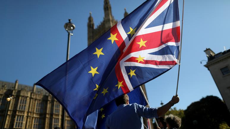 Independent: ЕС будет судиться с Великобританией из-за «серьёзного» нарушения сделки по брекситу