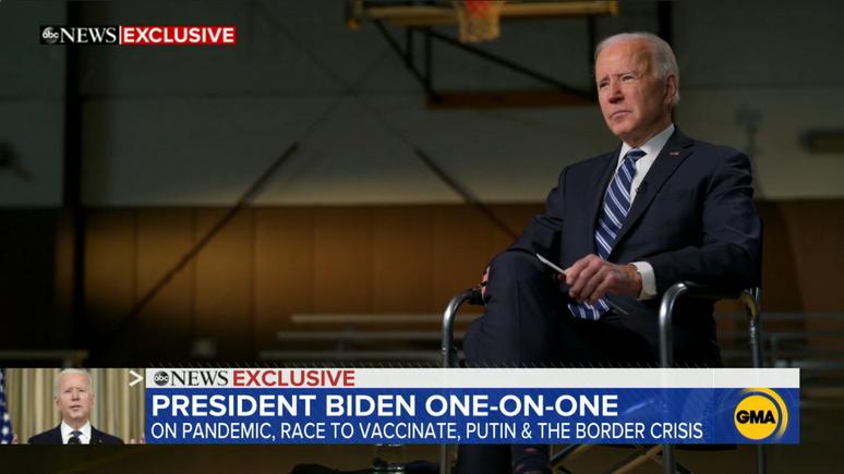 ABC News: Байден пообещал, что Путин «заплатит» за вмешательство в американские выборы
