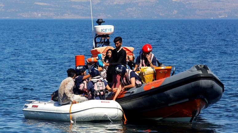 Das Erste: сделка с Турцией так и не решила миграционную проблему ЕС